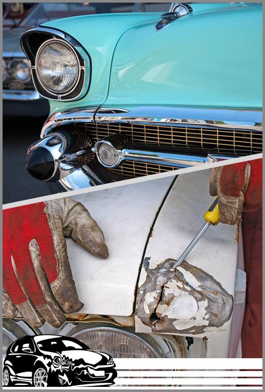 Classic Car Restoration London
