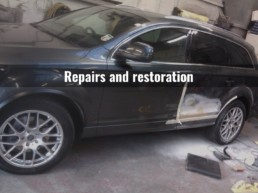 car repair and restorations