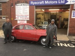 car repairs and restoration